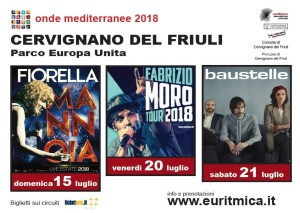 Onde Mediterranee 2018 @ Cervignano del Friuli (UD) | Cervignano del Friuli | Friuli-Venezia Giulia | Italia