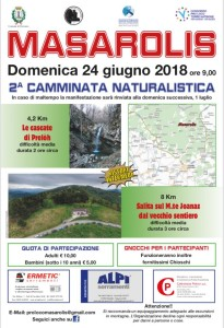2^ Camminata Naturalistica sul Monte Joanaz @ Masarolis di Torreano (UD)   Masarolis   Friuli-Venezia Giulia   Italia