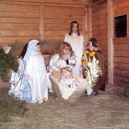 Santa Messa di Natale con Presepe Vivente accompagnato dalle Cornamuse Friulane @ Barcis (PN) | Barcis | Friuli-Venezia Giulia | Italia