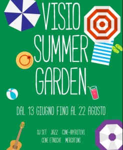 Visio Summer Garden 2018 @ Udine | Udine | Friuli-Venezia Giulia | Italia