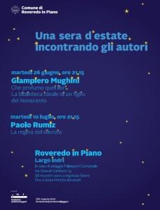 Una Sera d'Estate, Incontrando gli Autori - Giampiero Mughini @ Roveredo in Piano (PN) | Roveredo in Piano | Friuli-Venezia Giulia | Italia