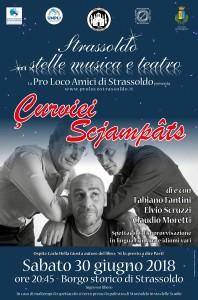 Strassoldo.. Stelle Musica e Teatro - ҪURVIEI SCJAMPÂTS @ Strassoldo (UD) | Strassoldo | Friuli-Venezia Giulia | Italia