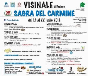Sagra del Carmine @ VISINALE DI PASIANO (PN) | Visinale | Friuli-Venezia Giulia | Italia
