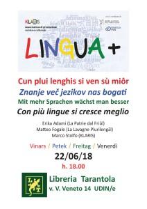 Lingua + @ Udine   Udine   Friuli-Venezia Giulia   Italia