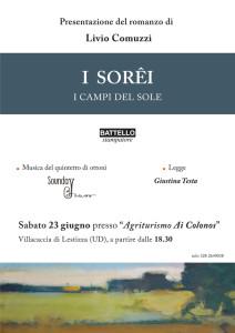 I Sorêi. I Campi del Sole di Livio Comuzzi @ Villacaccia di Lestizza (UD)   Lestizza   Friuli-Venezia Giulia   Italia