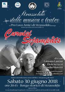 Strassoldo... Stelle, Musica e Teatro @ Strassoldo (UD) | Strassoldo | Friuli-Venezia Giulia | Italia