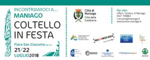 15^ ed. Coltello in Festa & 22^ ed. Fiera di San Giacomo @ Maniago (PN) | Maniago | Friuli-Venezia Giulia | Italia