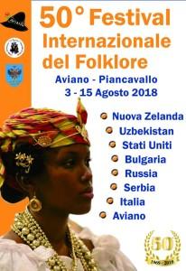 50^ed. Festival Internazionale del Folklore @ Aviano | Aviano | Friuli-Venezia Giulia | Italia