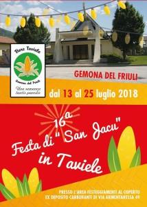 16^ ed. Fieste di San Jacu @ Gemona del Friuli (UD) | Gemona | Friuli-Venezia Giulia | Italia