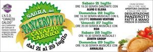 Sagra del Panzerotto @ Cavazzo Carnico (UD) | Cavazzo Carnico | Friuli-Venezia Giulia | Italia