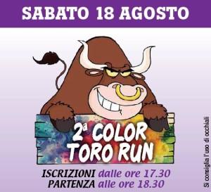 2^ed. Color Toro Run @ Corgnolo (UD) | Corgnolo | Friuli-Venezia Giulia | Italia