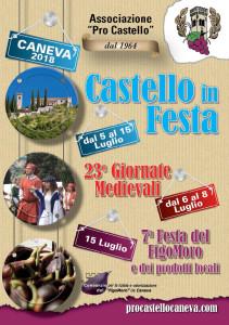 Castello in Festa 2018 @ Castello di Caneva | Caneva | Friuli-Venezia Giulia | Italia