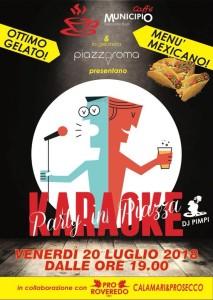 Karaoke Party in Piazza @ Roveredo in Piano (PN) | Roveredo in Piano | Friuli-Venezia Giulia | Italia