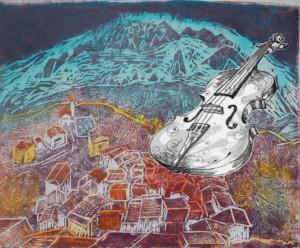 Mostra di liuteria del Maestro  Mario Tolazzi e opere artistiche di Adriana Padovani @ Moggio di Sopra (UD) | Moggio di Sopra | Friuli-Venezia Giulia | Italia