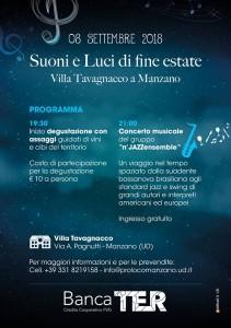 Suoni e Luci di Fine Estate @ Manzano (UD) | Manzano | Friuli-Venezia Giulia | Italia