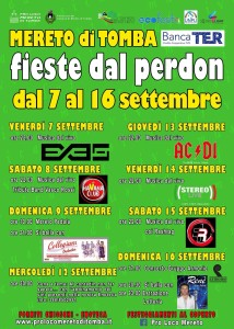 Fieste dal Perdon 2018 a Mereto di Tomba @ Mereto di Tomba (Ud)   Friuli-Venezia Giulia   Italia
