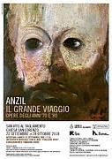 Anzil il Grande Viaggio - Opere degli Anni '70 e '80 @ San Vito al Tagliamento (PN) | San Vito al Tagliamento | Friuli-Venezia Giulia | Italia