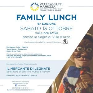 Family Lunch 2018 - VI^ ed. @ Cordenons (PN) | Cordenons | Friuli-Venezia Giulia | Italia