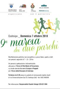 9^ed. Marcia dei Due Parchi @ Codroipo (UD) | Friuli-Venezia Giulia | Italia