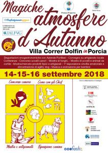 Magiche Atmosfere d'Autunno @ Porcia (PN) | Porcia | Friuli-Venezia Giulia | Italia