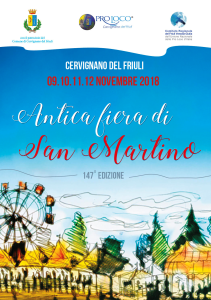 Fiera di San Martino @ Cervignano Del Friuli (UD) | Friuli-Venezia Giulia | Italia