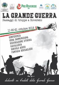 La Grande Guerra - Controstoria della Prima Guerra Mondiale @ Roveredo in Piano (PN)   Roveredo in Piano   Friuli-Venezia Giulia   Italia