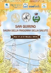 Sagra della Madonna della Salute @ San Quirino (PN)   San Quirino   Friuli-Venezia Giulia   Italia