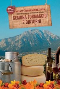 Gemona Formaggio e Dintonri @ Gemona del Friuli (UD) | Friuli-Venezia Giulia | Italia