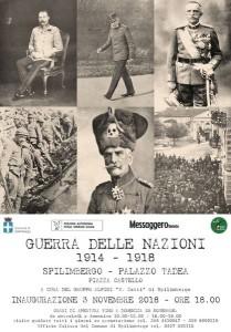 Guerra delle Nazioni @ Spilimbergo (PN) | Spilimbergo | Friuli-Venezia Giulia | Italia