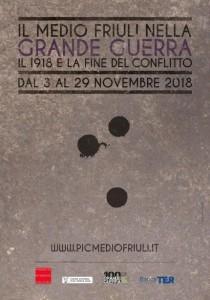 Il Medio Friuli nella Grande Guerra. il 1918 e la Fine del Conflitto @ Località varie | Friuli-Venezia Giulia | Italia