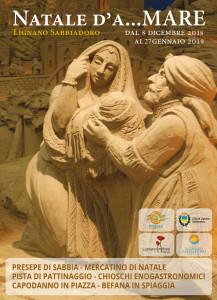 Presepe di Sabbia - Lignano Sabbiadoro @ Lignano Sabbiadoro (UD) | Lignano Sabbiadoro | Friuli-Venezia Giulia | Italia