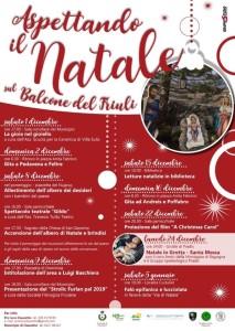Aspettando il Natale sul Balcone del Friuli @ Clauzetto (PN) | Clauzetto | Friuli-Venezia Giulia | Italia