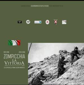 Zompicchia la Vittoria. Gli Alpini nella Prima Guerra Mondiale @ Zompicchia di Codroipo (UD) | Friuli-Venezia Giulia | Italia