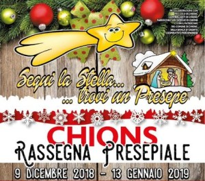 Segui la Stella...Trovi un Presepe @ Chions (PN) | Chions | Friuli-Venezia Giulia | Italia