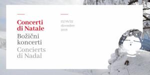 Concerti di Natale_Božični Koncerti @ Valli del Natisone (UD) | Grimacco | Italia