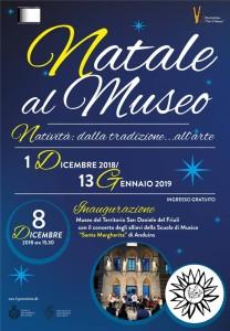 Natale al Museo - Natività dalla Tradizione...all'Arte @ San Daniele del Friuli (UD)