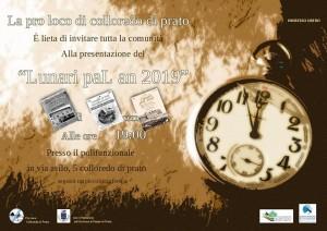 Lunari Pal An 2019 @ Colleoredo di Prato (UD)