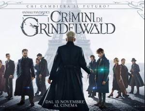 Cinema San Vito: Animali Fantastici 2 - I Crimini di Grindelwald @ San Vito al Tagliamento (PN)