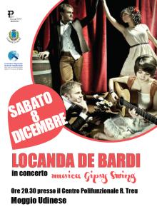 Locanda De Bardi in Concerto @ Moggio Udinese (UD)