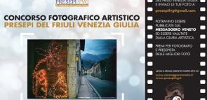 CONCORSO FOTOGRAFICO ARTISTICO PRESEPI DEL FVG