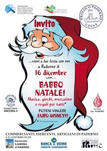 Natale a Paderno @ Paderno (UD)