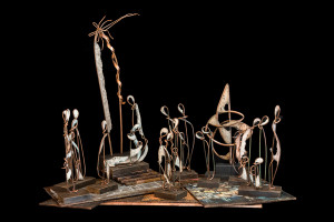 Mostra Presepi in Galleria Tina Modotti @ Udine (UD)