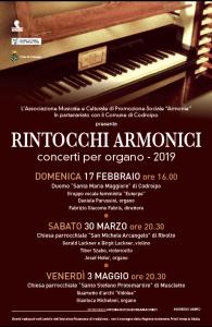 Rintocchi Armonici @ Codroipo | Friuli-Venezia Giulia | Italia