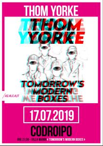 THOM YORKE - TOMORROW'S MODERN BOXES @ Passariano, Codroipo | Passariano | Friuli-Venezia Giulia | Italia