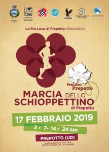 5^ MARCIA DELLO SCHIOPPETTINO @ Prepotto (Ud)