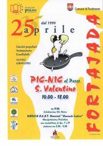 La Fortajada @ Parco San Valentino, Pordenone