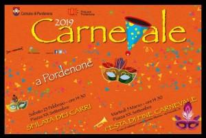 Carnevale a Pordenone - Sfilata carri mascherati 2019 @ Pordenone | Pordenone | Friuli-Venezia Giulia | Italia