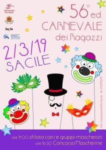 56^ ed. Carnevale dei Ragazzi @ Sacile | Sacile | Friuli-Venezia Giulia | Italia