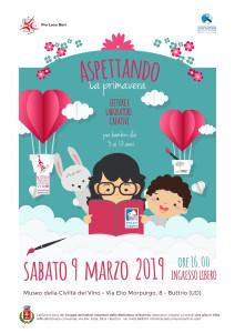 L'ora del racconto - Aspettando la primavera @ Buttrio | Udine | Friuli-Venezia Giulia | Italia