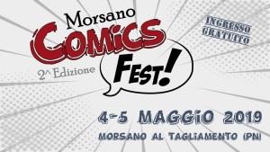 Morsano Comics Fest - 2^ edizione @ Morsano al Tagliamento (Pn) | Morsano al Tagliamento | Friuli-Venezia Giulia | Italia
